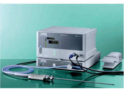 S-PILOT™ - The Solution for Safe and Reliable Morcellation