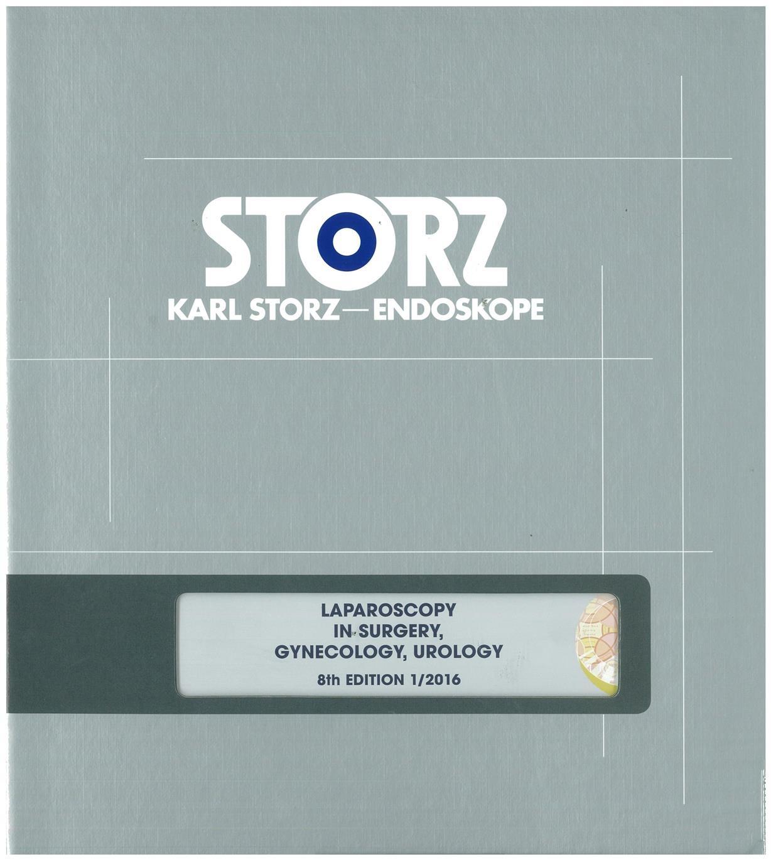 NEW Karl Storz Laparoscopy Catalogue