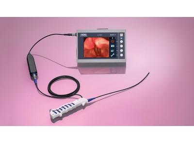 Flexible Video Rhino-Laryngoscope for Single Use