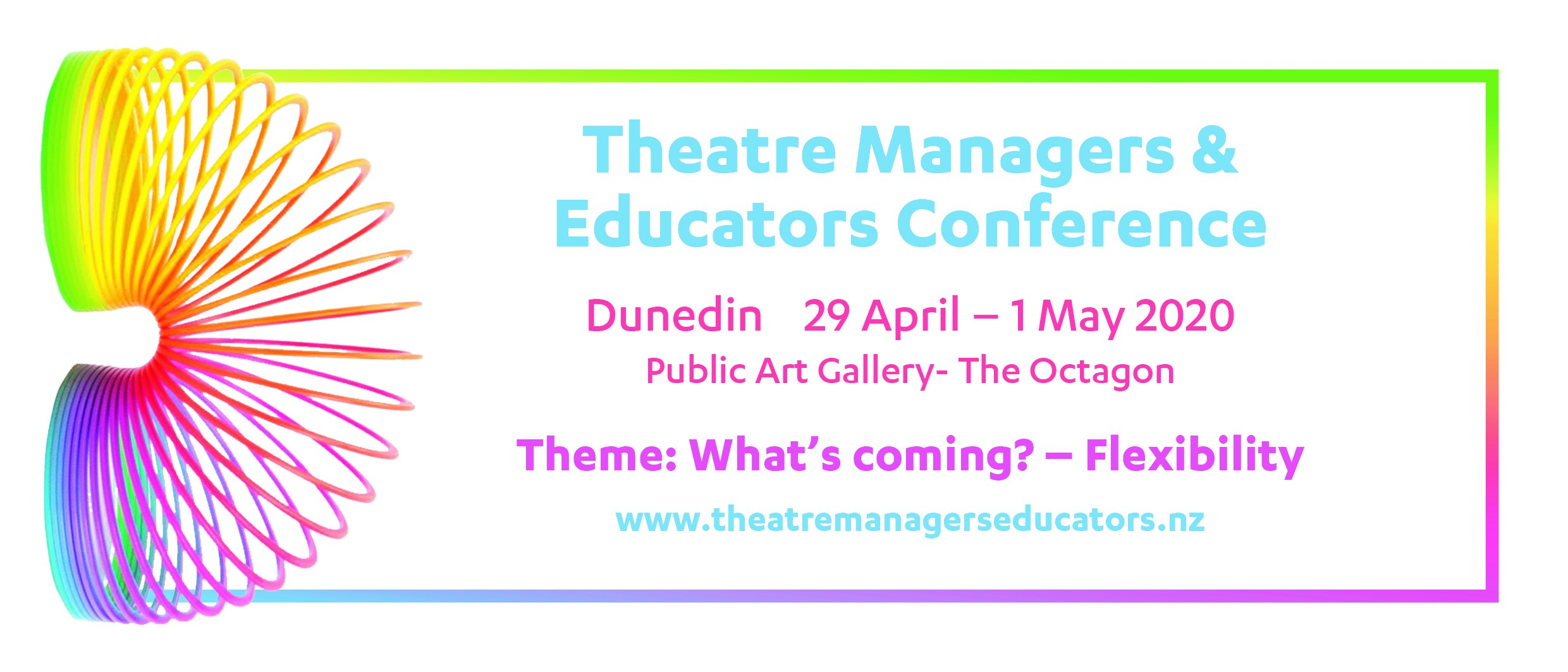 Theatre Managers and Educators Conference
